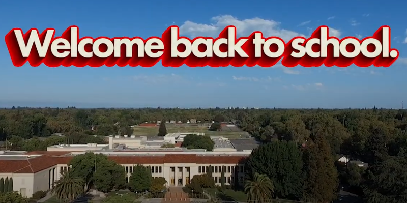 Welcome video still